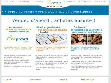 fournisseur-dropshipping-ecopresto