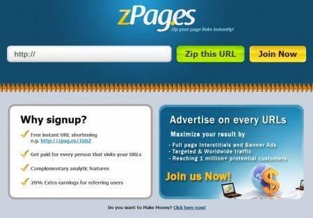 Gagner Plus d'Argent avec zPages