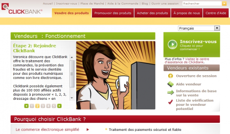 Test ClickBank Plateforme Affiliation Gratuite